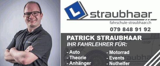 PatrickStraubhaar – Fahrschule Straubhaar