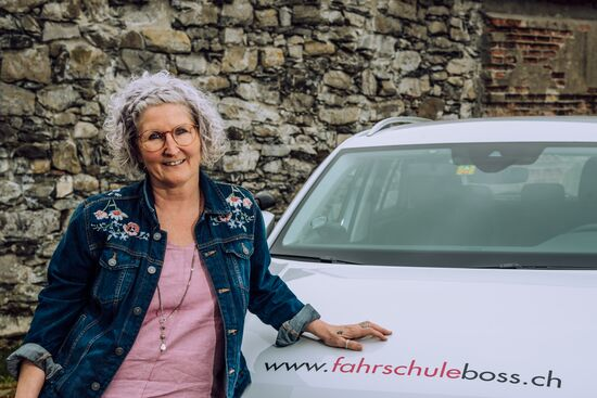 ChristineBoss – Fahrschule Christine Boss