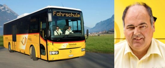 KurtBürgisser – PostBus Switzerland Ltd.